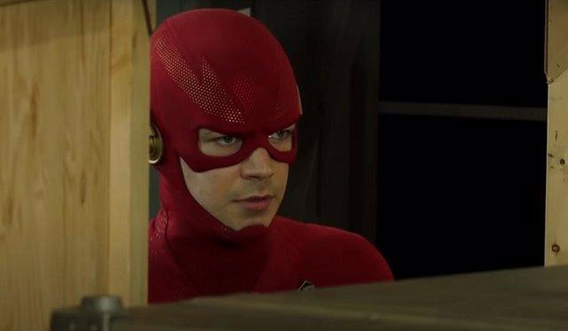 La temporada 7 de The Flash adelanta su regreso al Espejoverso