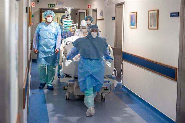 Coronavirus en un hospital de Lisboa
