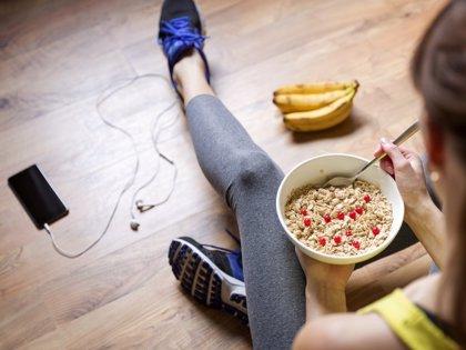 ¿Es aconsejable ingerir azúcar antes de hacer deporte?