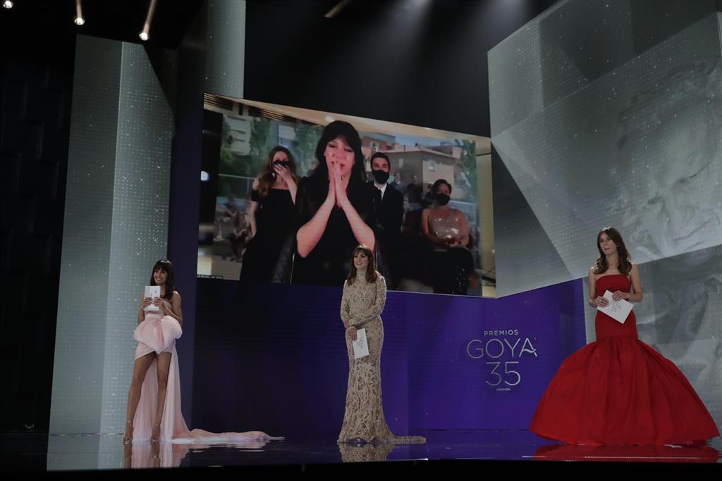 Goya 2021: Daniela Cajías se convierte en la primera mujer que gana el Goya a la Mejor dirección de fotografía
