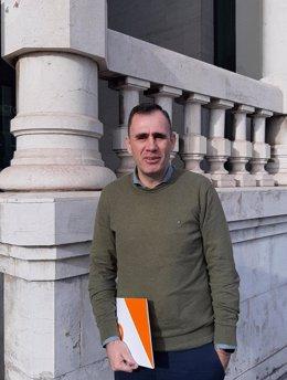 Archivo - Rubén Pérez Carcedo