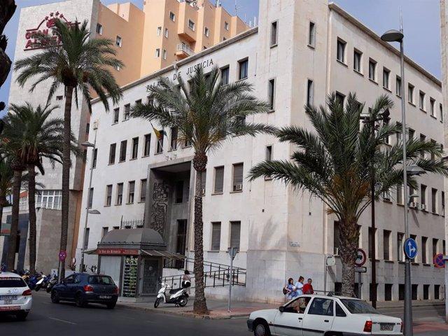 Archivo - Audiencia Provincial de Almería, Palacio de Justicia