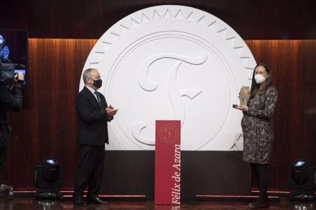 Gala de los Premios Félix de Azara 2020.