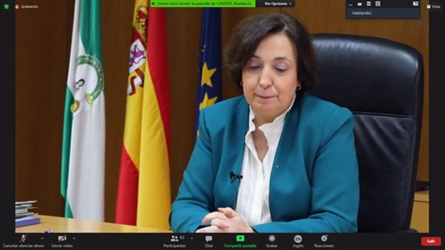 La viceconsejera de Agricultura, Ganadería, Pesca y Desarrollo Sostenible, Ana Corredera, participa en un serminario sobre Valsipam.
