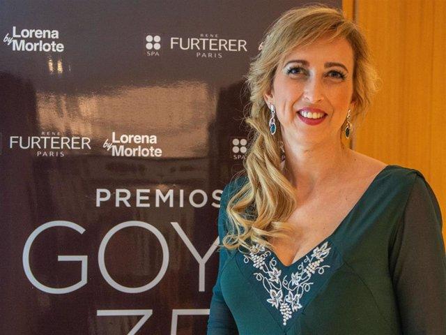 ANA MARÍA RUIZ, ENFERMERA