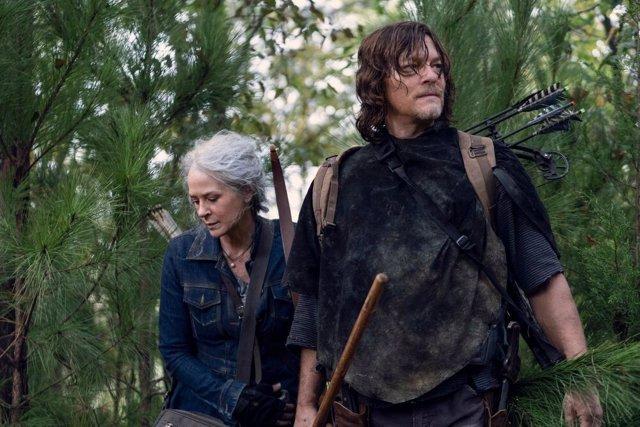 ¿A Qué Hora Se Estrena The Walking Dead 10X18?