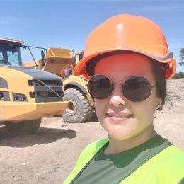 Las mujeres representaron el 8,2% de los trabajadores de la construcción en 2020, frente al 8,9% en 2019