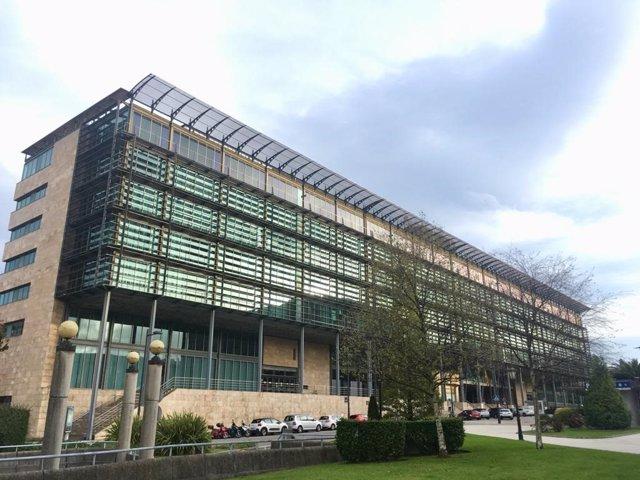 Archivo - Edificio Easmu en Oviedo