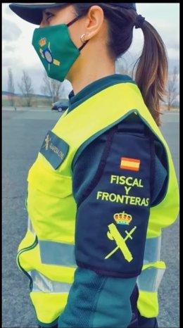 La Guardia Civil lanza en Tiktok '#MuchasMás' para animar a las jóvenes a ingresar en el cuerpo