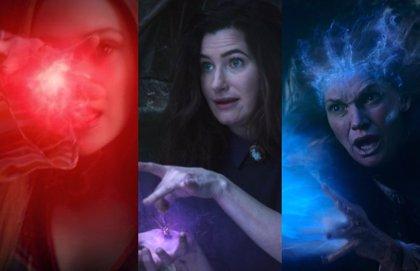 WandaVision: Así funcionan los colores de magia en Bruja Escarlata y Visión