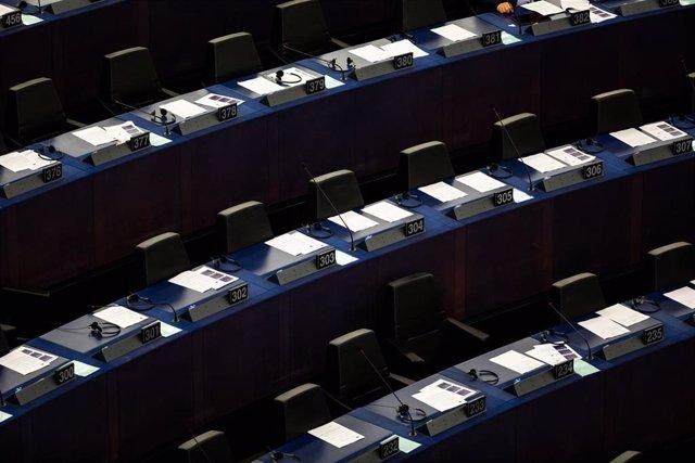 Archivo - Sede del Parlamento Europeo en Estrasburgo