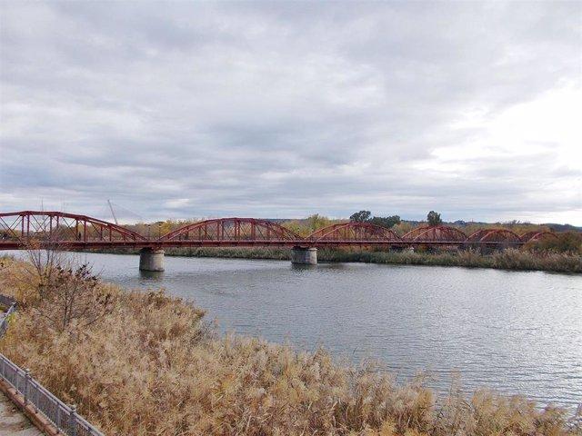 Archivo - Puente Reina Sofía de Talavera de la Reina.