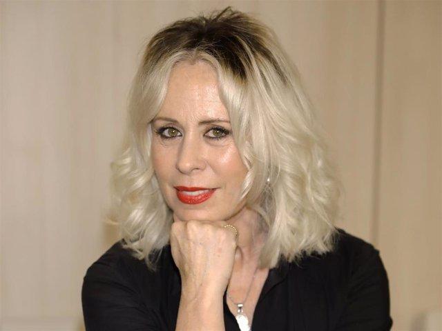 Archivo - Miriam Díaz Aroca durante los premios 'Voz Própolis', en Madrid, a 24 de febrero de 2020