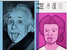 """Nobel for Mileva"", nueva campaña de Inspiring Girls"