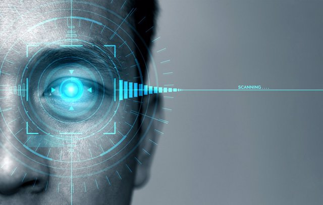 Archivo - Implantes de retina, visión. Inteligencia artificial. Investigación