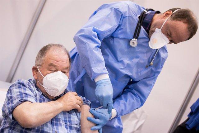 Vacunación contra el coronavirus en Alemania