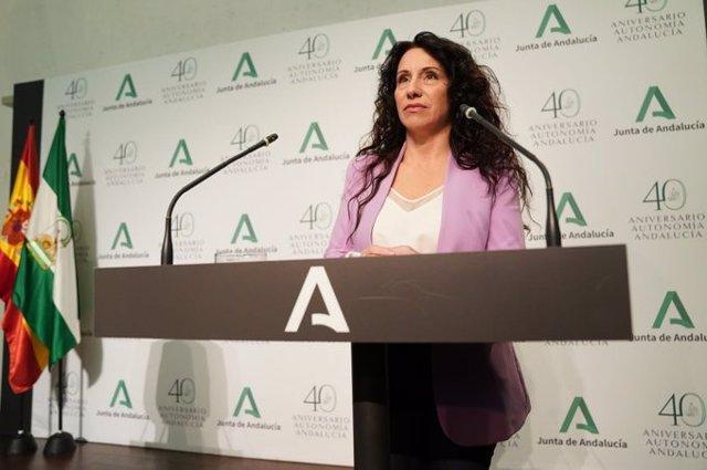 Archivo - La consejera de Igualdad, Rocío Ruiz