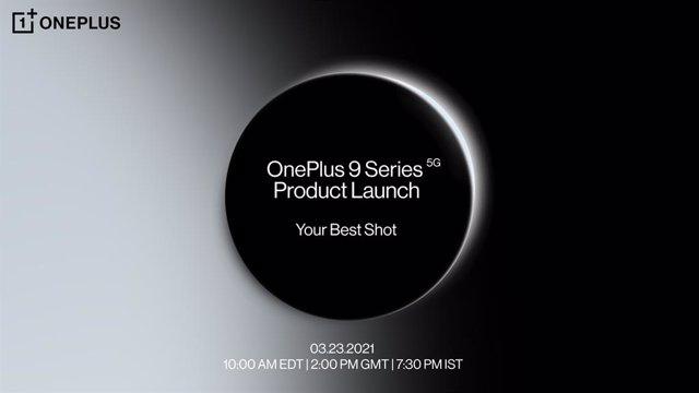 Anuncio presentación familia OnePlus 9