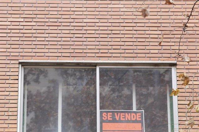 Archivo - Pisos, piso, casa, casas, edificio, vivienda, viviendas, construcción, se compra, se vende, venta, alquiler, hipoteca, hipotecas