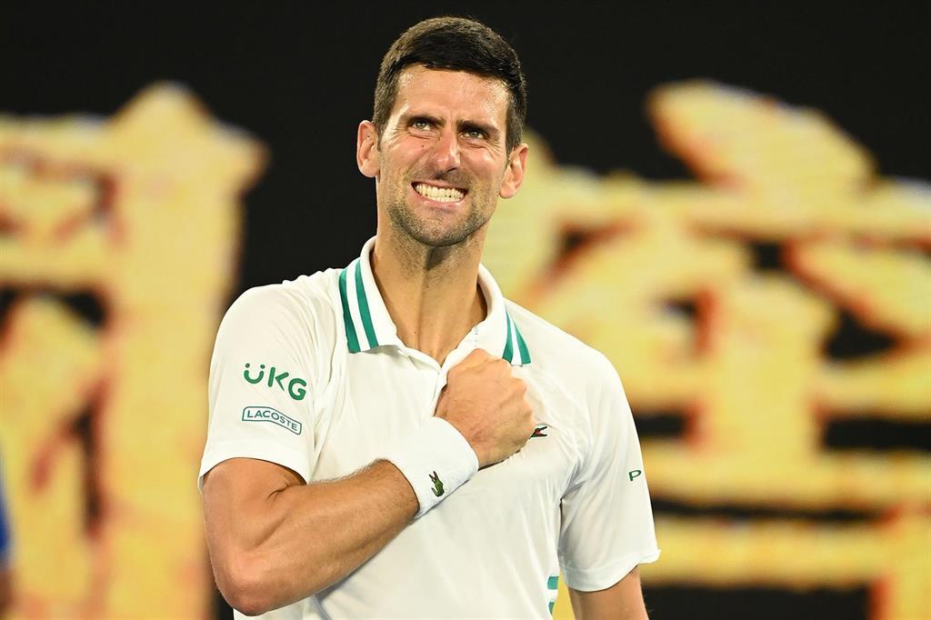 Djokovic establece un nuevo récord con 311 semanas al frente del ranking mundial