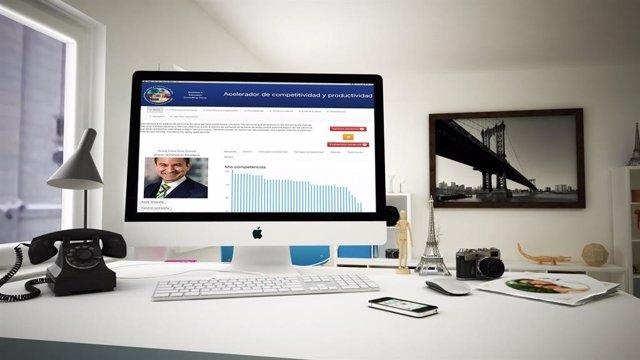Accele-Rate monitorea la eficiencia por colaborador diariamente