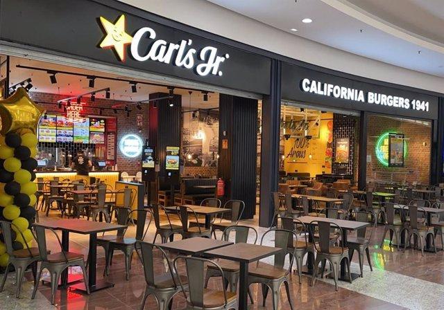 Establecimiento de Carl's Jr