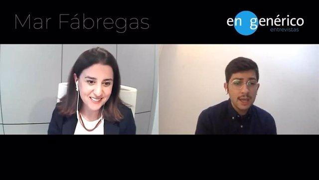 El blog 'En Genérico' entrevista a Mar Fábregas,  vicepresidenta de la Asociación Española de Medicamentos Genéricos (AESEG).