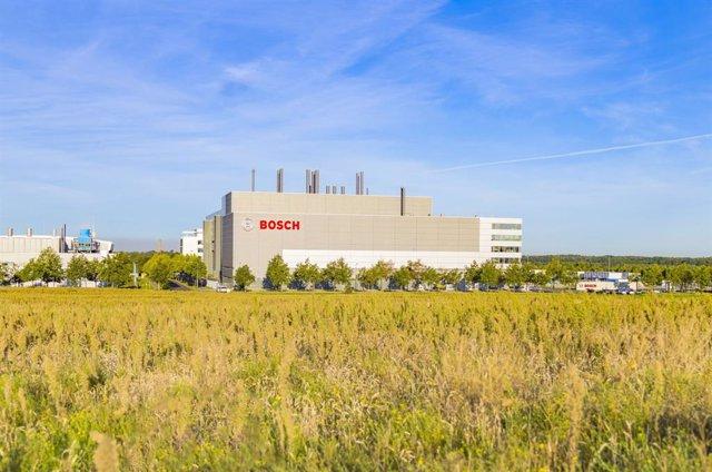 Fábrica de semiconductores de Bosch.
