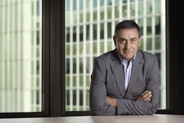 Archivo - Josep Puxeu, director general de Anfabra