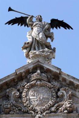 Archivo - Fachada de la Universidad de Sevilla