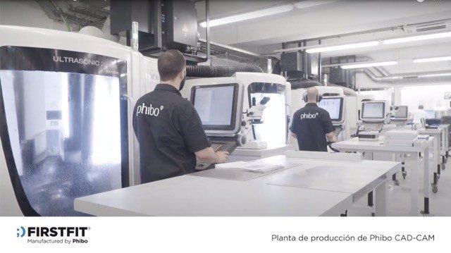 El Grupo Phibo irrumpe en el negocio de la estética con la empresa Viax Dental Technologies