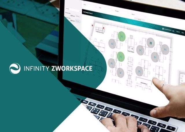 Recurso Infinity ZWorkspace para la gestión de espacios de trabajo