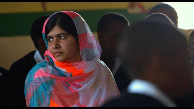 Archivo -     Él me llamó Malala, el documental que se centra en la Nobel de la Paz Malala Yousafzai, se estrena este domingo a las 19.00 horas en National Geographic Channel. Davis Guggenheim, y ganador de un Oscar por Una verdad incómoda, ha sido el enc