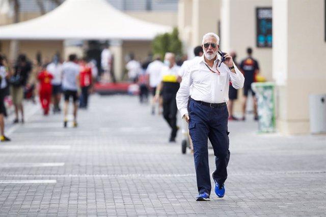 Archivo - El multimillonario canadiense y presidente ejecutivo de Aston Martin, Lawrence Stroll.