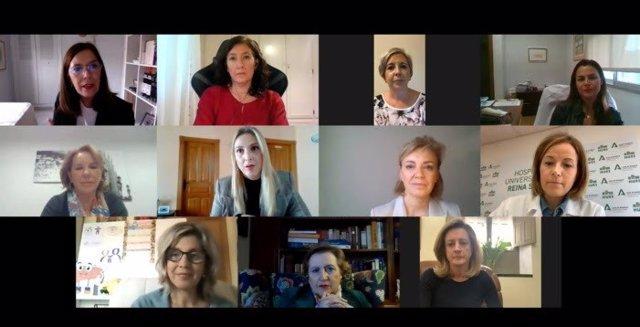 Foro Liderazgo Sanitario Femenino en Andalucía en Pandemia.