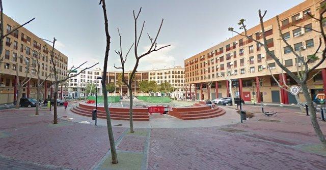 Plaza de la Llibertat de Torrent (Valencia)