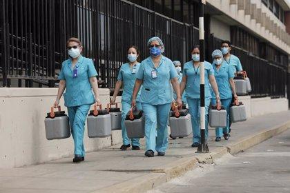 Coronavirus.- Perú anuncia la llegada de un nuevo cargamento de vacunas y registra casi 1.800 nuevos casos de COVID-19