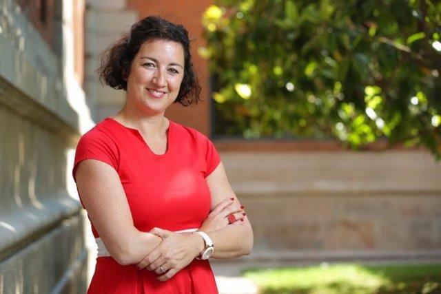 Archivo - La diputada electa del PSC al Parlament Alícia Romero (Arxiu)