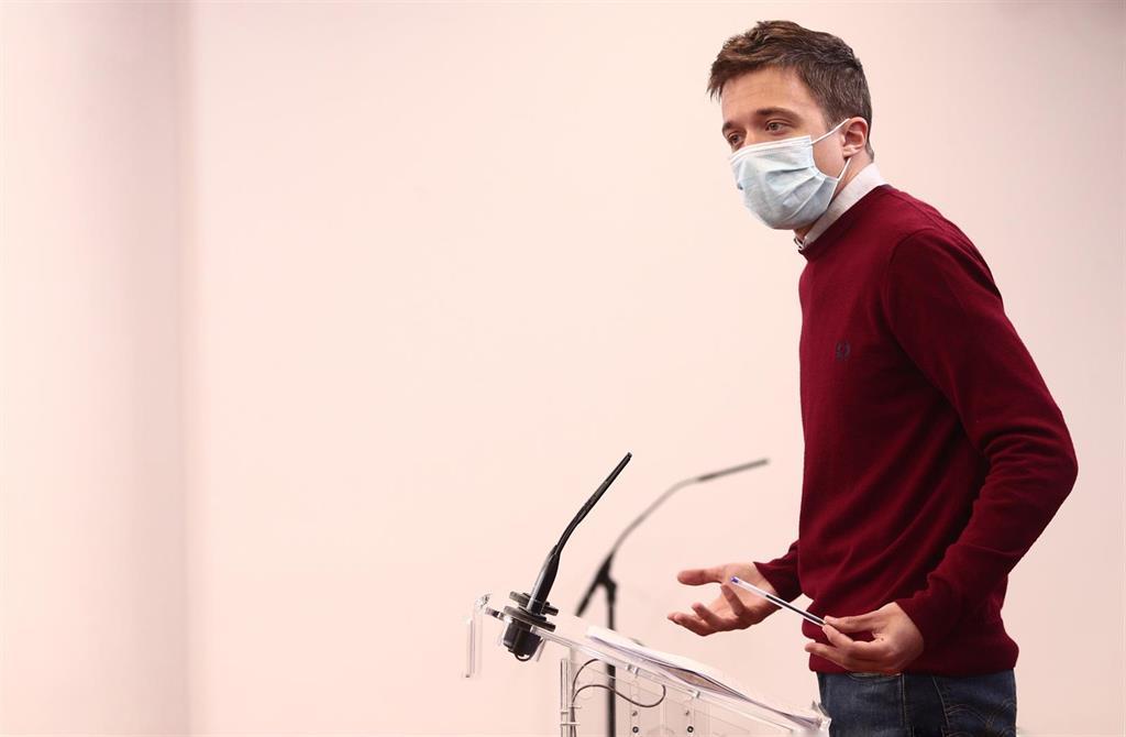 Más País, en contra de retirar la inmunidad a Puigdemont