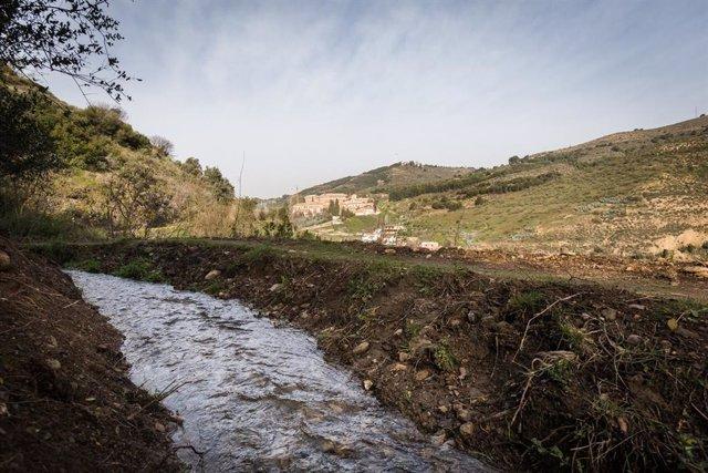[Mailing.Medios.Pag] Np La Alhambra Finaliza Los Trabajos Anuales De Conservación Y Mantenimiento De La Acequia Real