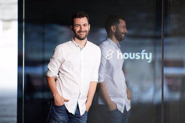 El fundador y ceo de Housfy, Albert Bosch.