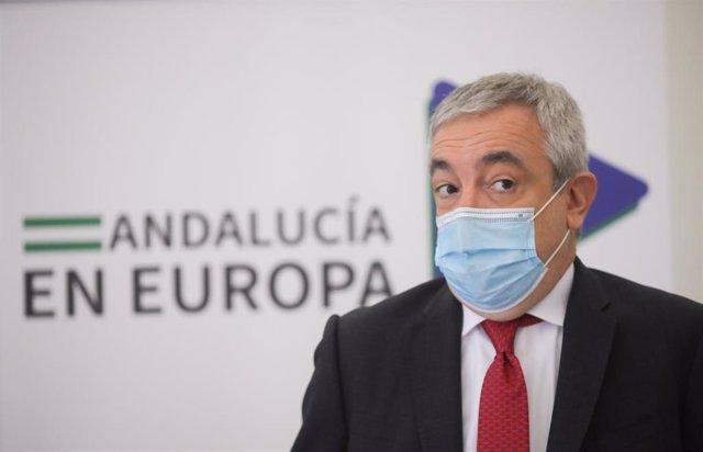 Archivo - El eurodiputado de Cs Luis Garicano