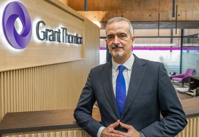 Archivo - Fernando Herrero, nuevo director de Instrumentos Financieros de Grant Thornton