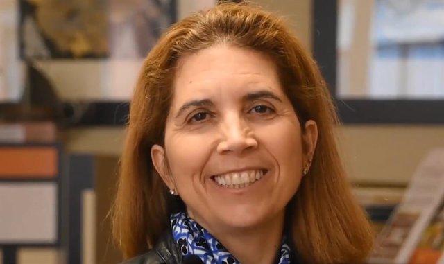 La ingeniera Nuria Oliver, coordinadora del equipo valenciano VALENCIA IA4COVID19 en el desafío de XPRIZE y Cognizant