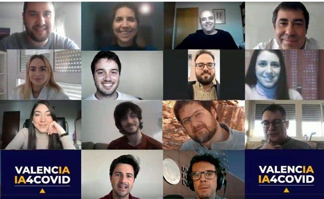 Los modelos de IA ganadores de VALENCIA IA4COVID19 de España