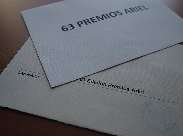'Las niñas' representará a España en la 63 edición de los Premios Ariel de México