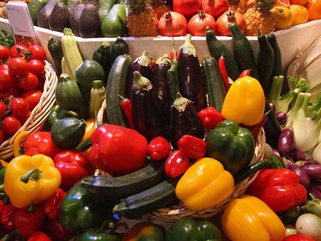 Archivo - Verduras y hortalizas