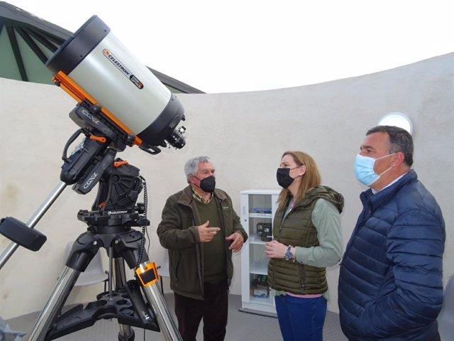 Espacio para la observación astronómica