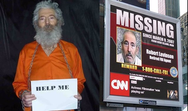 Archivo - Ex agente del FBI desaparecido en Irán Robert Levinson