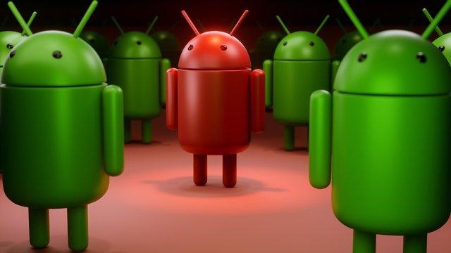 Recurso de virus oculto en Android